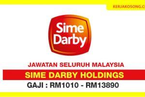 Jawatan Kosong Sime Darby Malaysia
