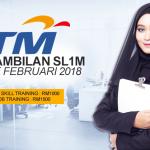 Jawatan Kosong Skim Latihan 1 Malaysia (SL1M) Seluruh Malaysia