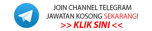 Telegram Jawatan Kosong Kerajaan
