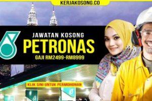 Jawatan Kosong Petronas - Pelbagai Jawatan Untuk Di Isi