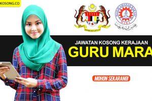 Jawatan Kosong Guru Maktab Rendah Sains Mara (MRSM)