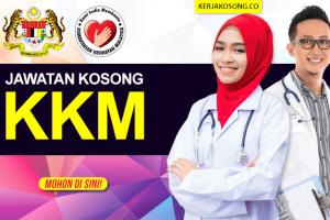 Jawatan Kosong Kementerian Kesihatan Malaysia (KKM) Sesi Jan 2020