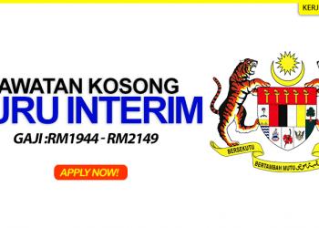 jawatan kosong guru interim 2019