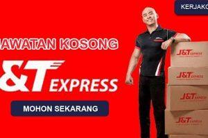 Jawatan Kosong J&T Express (Malaysia)