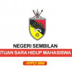 Negeri Sembilan: Bantuan Sara Hidup Mahasiswa 2019
