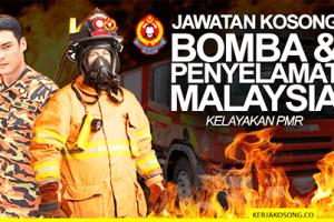 Jawatan Kosong Bomba Malaysia