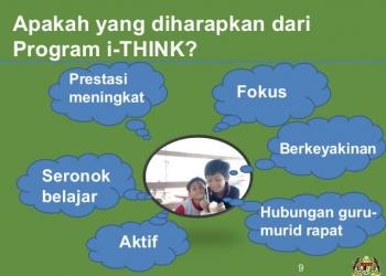 i-think program