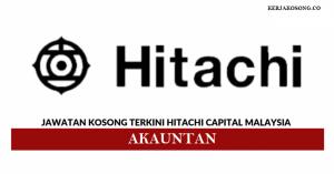 Jawatan Kosong Hitachi - Akauntan