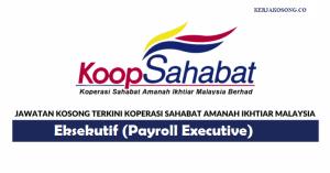 Jawatan Kosong Koperasi Sahabat Amanah Ikhtiar Malaysia
