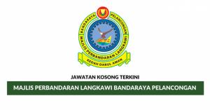 Jawatan Kosong Majlis Perbandaran Langkawi Bandaraya Pelancongan