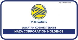 Jawatan Kosong NAZA Corporation Holdings - Pelbagai Jawatan
