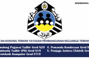 Yayasan Pembangunan Keluarga Terengganu 696x364