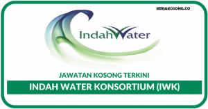 Jawatan Kosong Indah Water Konsortium - Pelbagai Jawatan