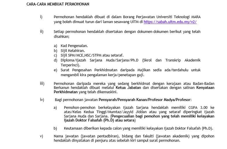 UiTM KC Sabah 3