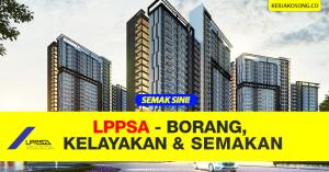 LPPSA - Borang, Kelayakkan & Semak Penyata Baki LPPSA