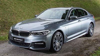 BMW 5 series BMW 530i M Sport