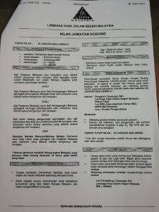 Iklan-Jawatan-LHDN-Pembantu-Hasil