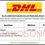 Jawatan Kosong DHL Express (Malaysia)