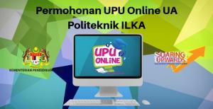 Permohonan UPU Online UA Politeknik ILKA