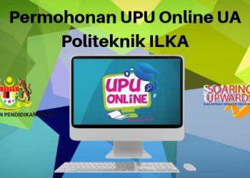 Permohonan UPU Online UA Politeknik ILKA img