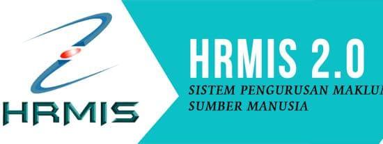 hrmis 2.0 sistem pengurusan maklumat sumber manusia