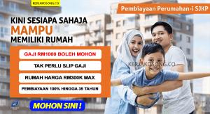 SJKP Skim Jaminan Kredit Perumahan 2020 | Mohon Sini