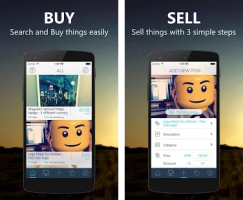 SnapSell - Sell And Buy Things Easily