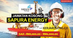 Jawatan Kosong Sapura Energy Berhad