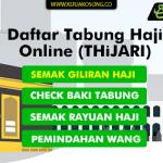 Daftar Akaun Tabung Haji Online