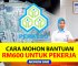 Cara Mohon Bantuan RM600 Covid-19