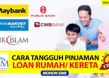 Cara Tangguh Bayaran Pinjaman Bank loan
