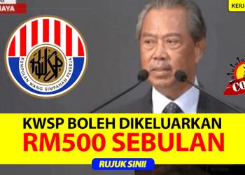 KWSP akaun 2 boleh keluarkan rm500