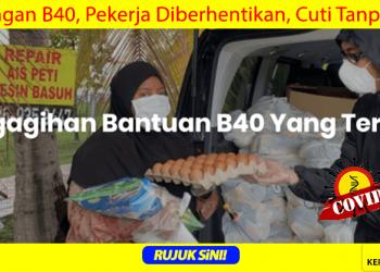 Permohonan Bantuan Bekalan Makanan B40