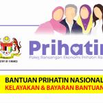 Semakan Status Penerimaan Bantuan Prihatin Nasional Mulai 1 April