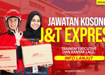 jawatan kosong jt express featured image