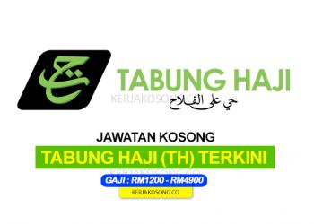Jawatan Kosong Tabung Haji 2020