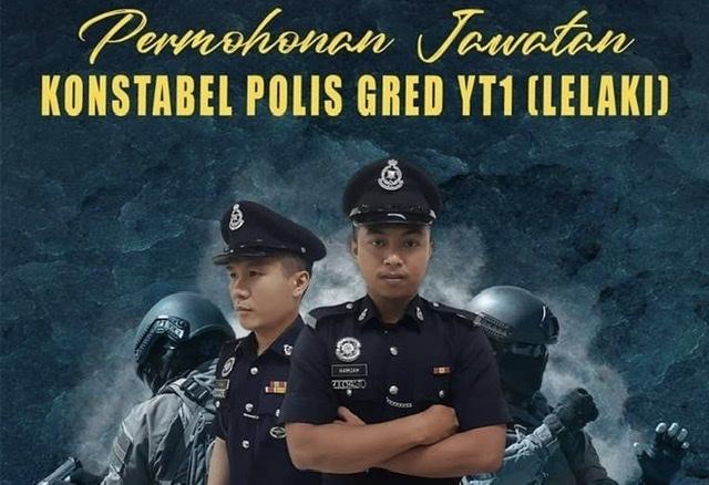 E Pengambilan Pdrm Polis Diraja Malaysia 2020 Gaji Rm1220 Rm2748 Minima Pmr Jawatan Kosong Kerajaan Terkini 2020
