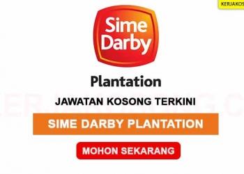 Jawatan Kosong Sime Darby Plantation KC COVER SEP