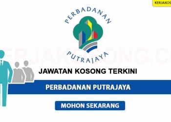 Jawatan Kosong Perbadanan Putrajaya OKT 2020