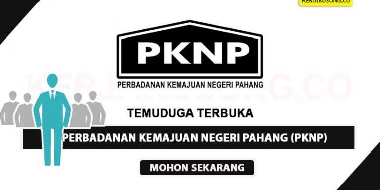 Perbadanan Kemajuan Negeri Pahang PKNP KC OKT 2020