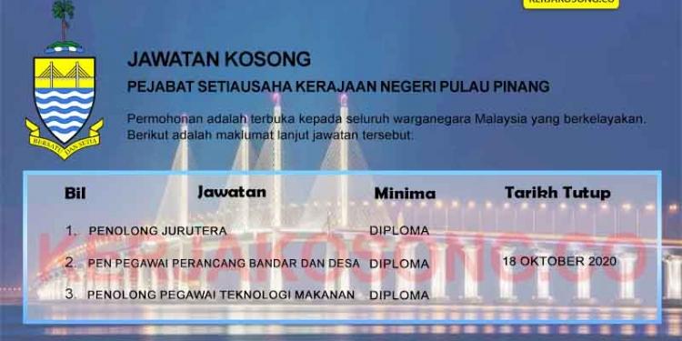 SUK Pulau Pinang SEP 2020