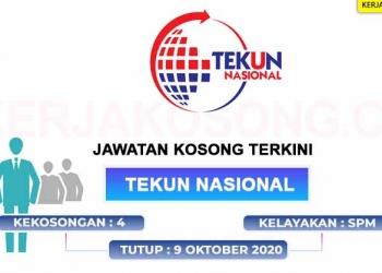 TEKUN NASIONAL KC SEP 2020