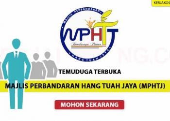 Temuduga Terbuka Majlis Perbandaran Hang Tuah Jaya MPHTJ