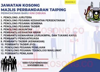 MP Taiping 2020 NOV