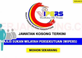 Majlis Sukan Wilayah Persekutuan WIPERS NOV 2020