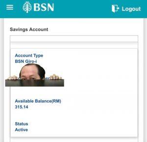 bank bsn dah masuk bpn 2.0
