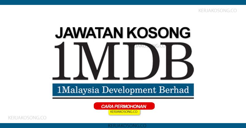 Jawatan Kosong 1MDB Receptionist 2021