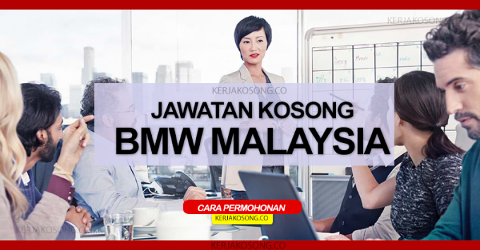 Jawatan Kosong BMW Malaysia