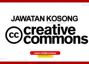 Jawatan Kosong Creative Commons Malaysia