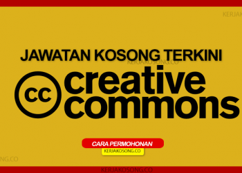Jawatan Kosong Terkini Creative Commons Malaysia